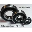 NIRO - Rillenkugellager SS-MR2437-2RS (6805R / 6805H) -...