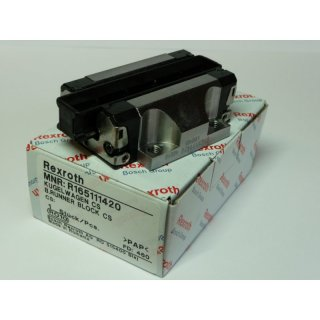 Kugelwagen R165111420 - BOSCH-REXROTH  ( Runner-Block CS )