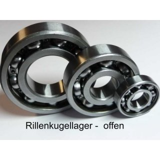 Rillenkugellager 6204/C3 - SKF   ( 20x47x14mm )